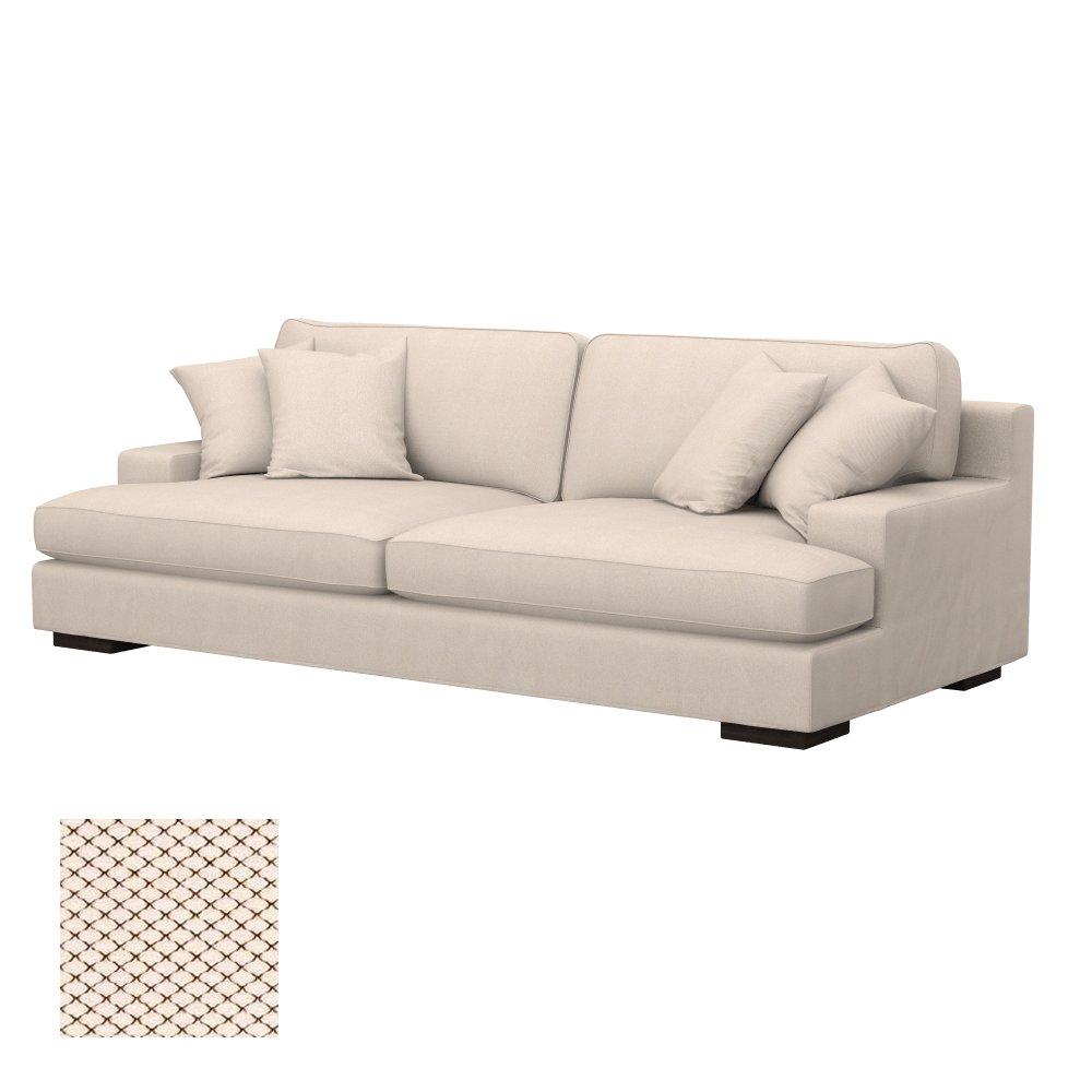 Soferia - IKEA Goteborg Funda para sofá de 3 plazas, Nordic ...