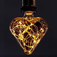 Bombilla LED E27 decoración, cadena de luz creativa