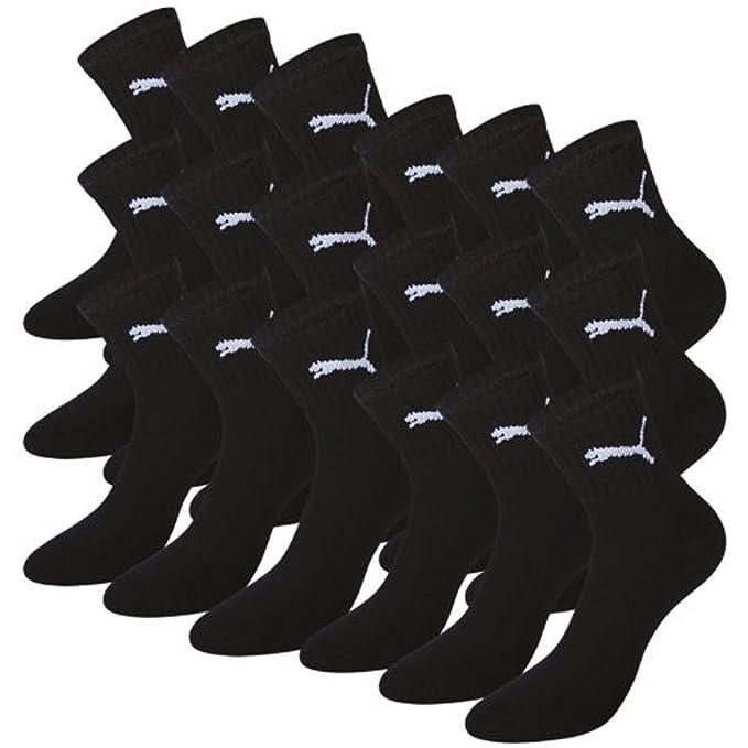 9 pair Puma Sport Socken Short Crew Tennis Socks Gr. 35 49 Unisex