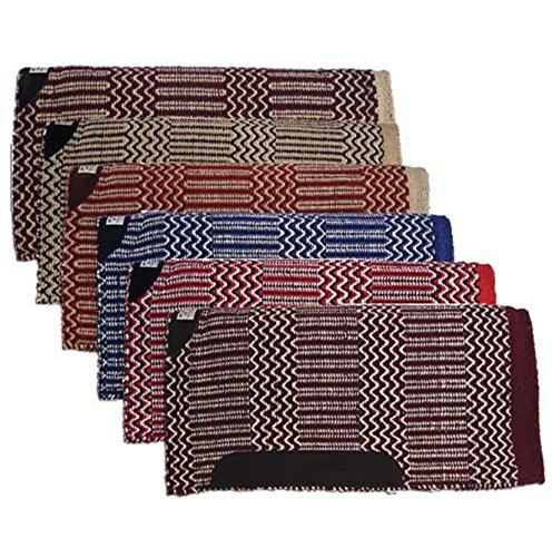 Diamond Wool Blanket Top Saddle Pad