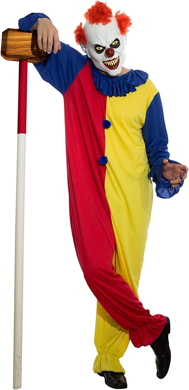 Halloween Costume Assassin Clown Costume