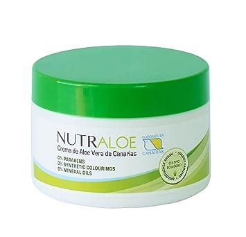 Nutraloe Crema de Aloe Vera de Canarias 250ml