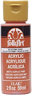 product image for FolkArt Acrylic Paint in Assorted Colors (2 oz), 920, Autumn Leaves
