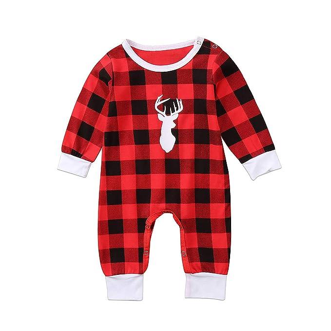Amazon.com: Bebé recién nacido niño niña mameluco niño zorro ...