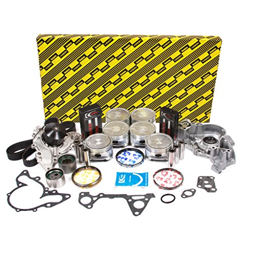 Evergreen OK5030/0/0/0 00-03 Mitsubishi Montero Sport 3.0 SOHC 24V 6G72 Engine Rebuild Kit - Montero Engine