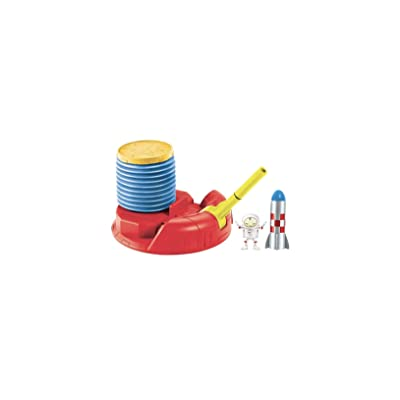 Basher Science Rocket Bash Playset: Toys & Games