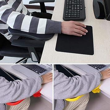 Reposabrazos para escritorio, extensor de escritorio ajustable ...