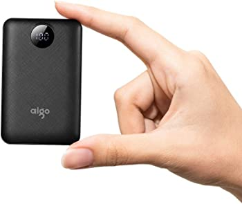Aigo Power Bank 10000mAh Portable Charger Pack