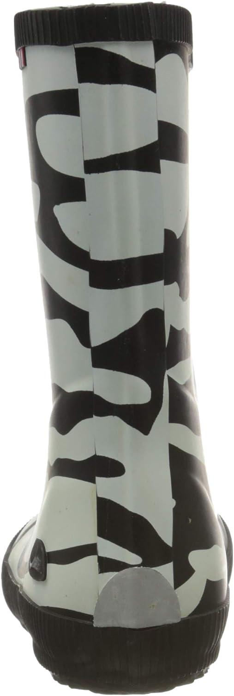 Bottes de Pluie Mixte Enfant viking Classic Indie Zebra