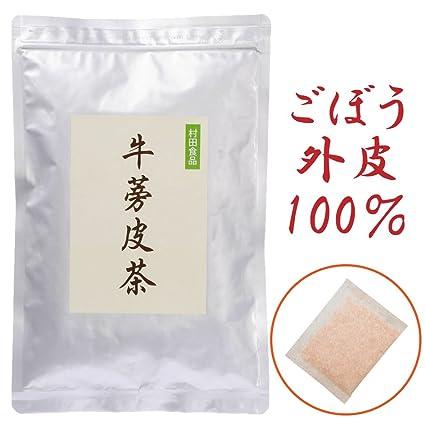 ノンカフェイン/ ごぼうの皮/ 村田食品のごぼう皮茶6袋セット1 ...