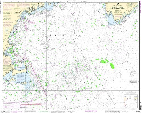 13009--Gulf of Maine to Georges Bank by NOAA