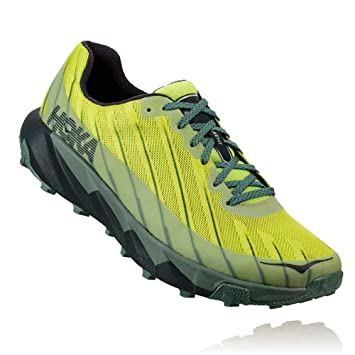 hoka Zapatillas Trail Torrent Sharp Verde/Gris Talla 43 1/3: Amazon.es: Deportes y aire libre