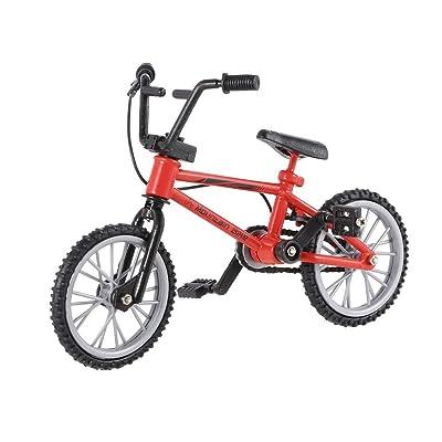 AppleLand LX801 Decor Accessories Mini Mountain Bike Model Toys for 1/10 Traxxas Axial SCX10 Tamiya RC4WD D90 D110 TF2 RC Crawler - Quarkscm : Sports & Outdoors [5Bkhe1803486]