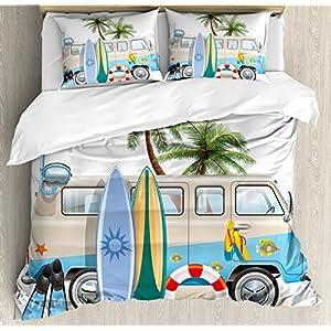 61RCzkh74RL._SS300_ Surf Bedding Sets & Surf Comforter Sets