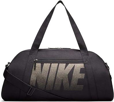 Sureste Cumplir tensión  Nike Mochila W Nk Gym Club Maleta para Mujer Negro Talla Unitalla:  Amazon.com.mx