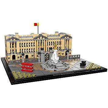 Amazon.com: LEGO Architecture Buckingham Palace 21029 Landmark ...