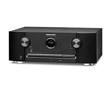 Marantz SR5008 7 2-Channel 1080P and 4K Ultra HD Pass Through, Networking  Home Theater Receiver