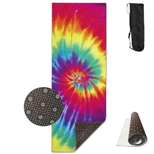 FGRYGF Yoga Mat Wide Multi-Purpose Exercise Mat Anti Slip ...