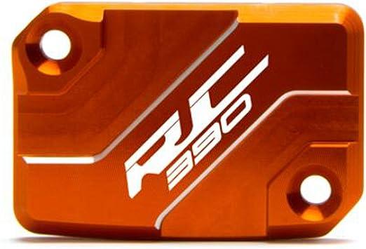 Front Brake Master Cylinder Fluid Reservoir Cover Cap For KTM 390 DUKE 2013-2017
