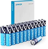 Anker Alkaline AA Batteries (24-Pack), Long-Lasting & Leak-Proof with PowerLock Technology, High Capacity Double A Batteries with Adaptive Power and Superior Safety (Non-Rechargeable)