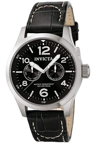 Amazon.com: Invicta II 0764 - Reloj de pulsera para hombre ...