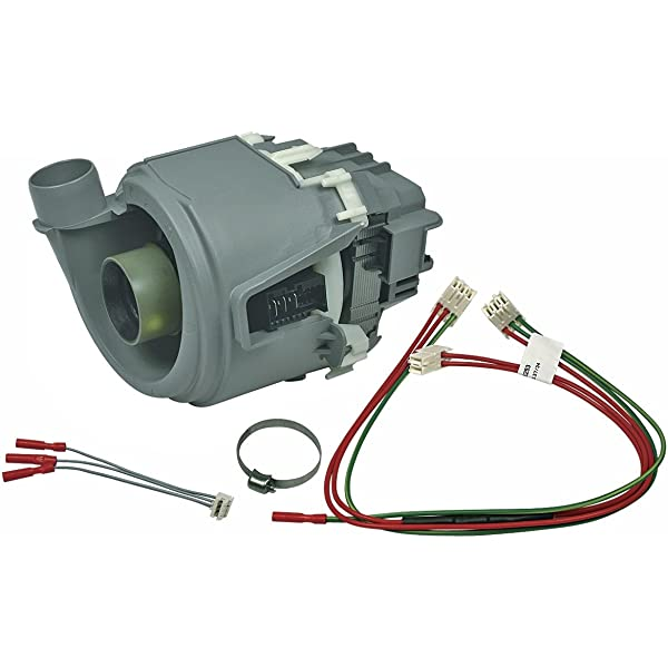 BOSCH - DISHWASHER MOTOR + HEAT PUMP - 00654575: Amazon.es ...
