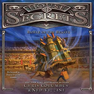 Battle of the Beasts Audiobook