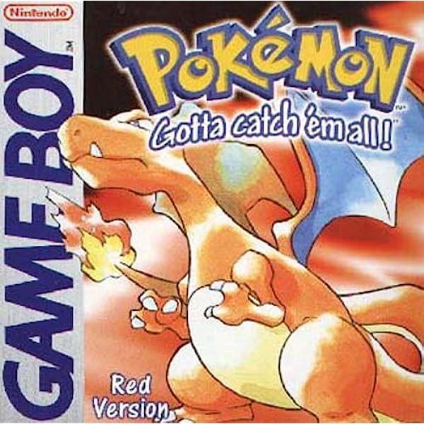 Gold version pokemon