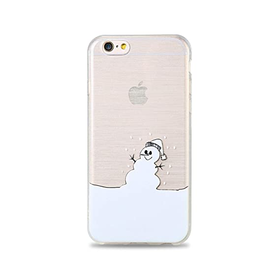 Case sFor Funda iPhone 7 Soft Silicone