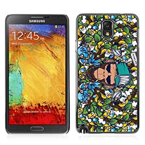YOYOSHOP [Badass Graphiti Monkey Pattern] Samsung Galaxy Note 3 Case