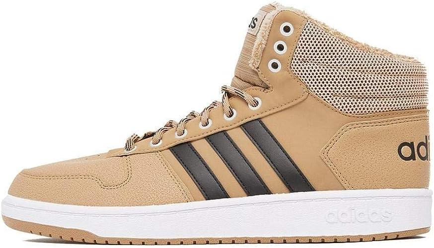 Hoops 2.0 Mid Basketball Shoes