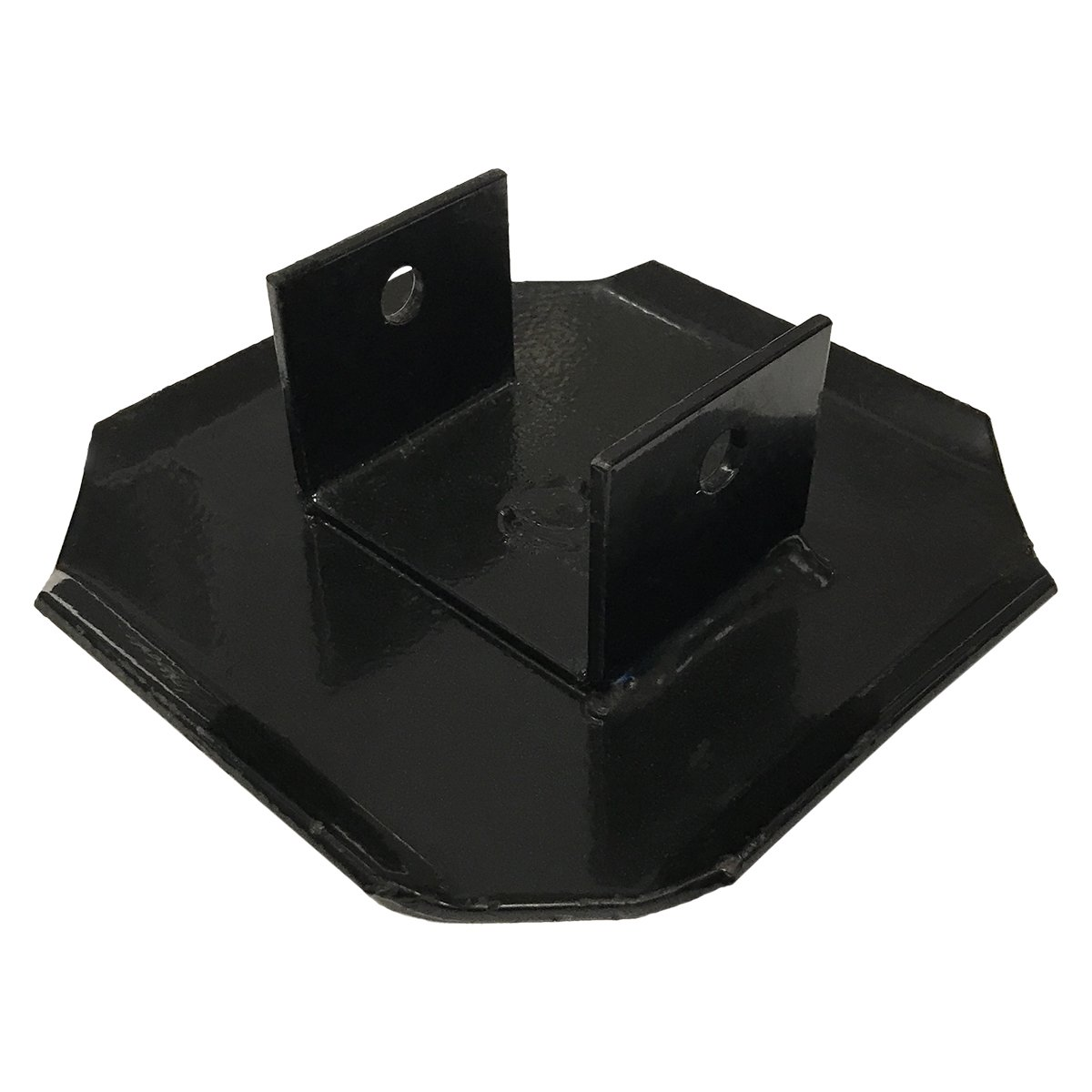 Lippert Components 157584 Foot Assembly Black Power Stabilizer Jack