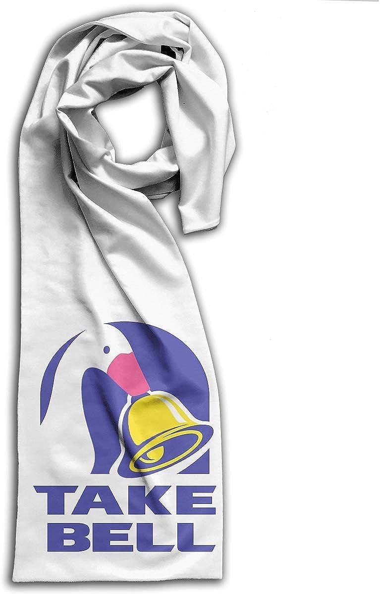 Taco Bell Soft Scarf Fashion Scarves For Men Women Winter Warm Shawl