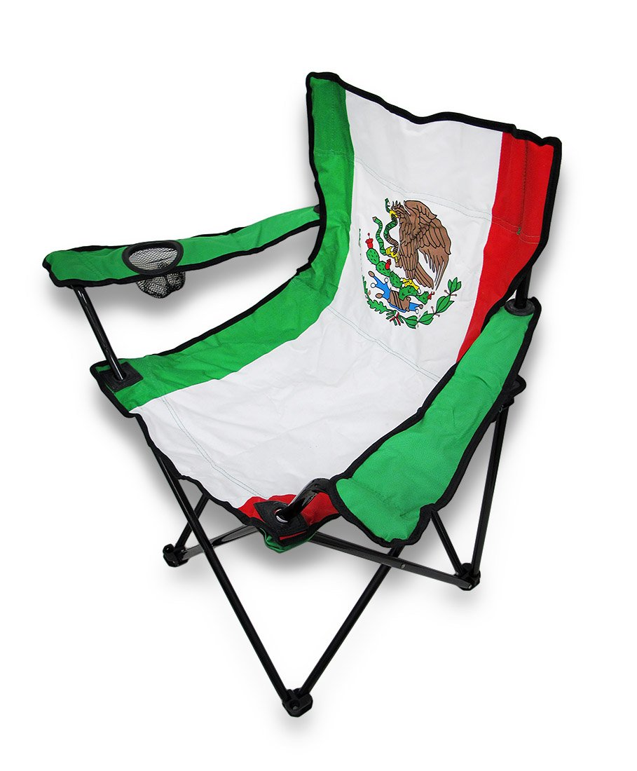 Mexican Flag Nylon Folding