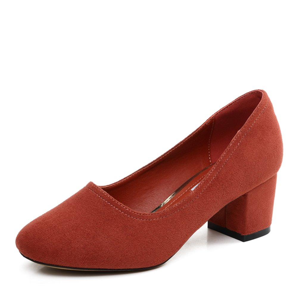 Frühling Frühling Frühling Klobige Fersen Dünne Schuhe,Weiblichen Koreanischen Pendler Schuhe,Süße Schöne Frau Schuhe,Allzweck-freizeitschuhe c23541