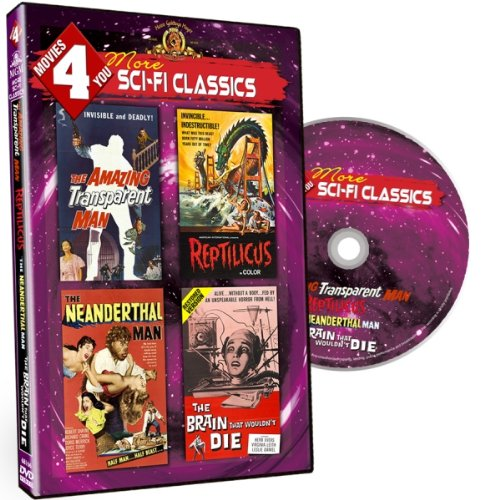 Movies 4 You: More Sci-Fi Classics (DVD)