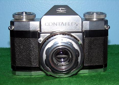 Zeiss Ikon Contaflex III con Tessar 50mm F2.8 Camara Reflex de ...