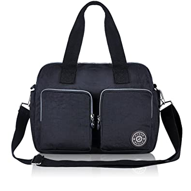 Tote Handbags, Nylon Crossbody Bag, ZYSUN Purses and Satchel ...