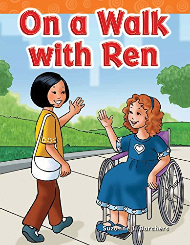 On a Walk with Ren (Targeted Phonics])