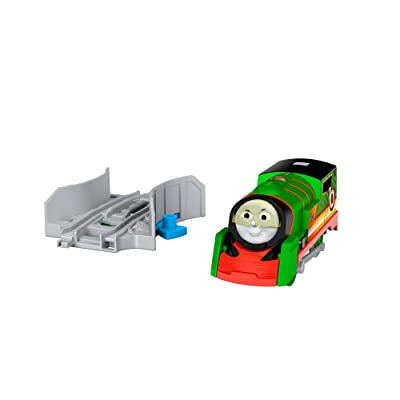 Fisher-Price Thomas & Friends TrackMaster, Turbo Percy Pack: Toys & Games