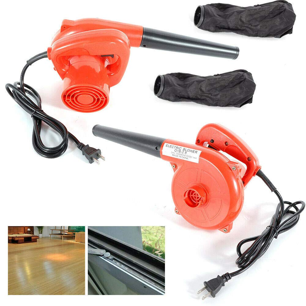 1000W/700W Electric Air Blower Hand Operated Vacuum Dust Cleaner Tool Electric Operated Air Blower Dust Cleaning Computer Vacuum Cleaner Tool by YUNRUS