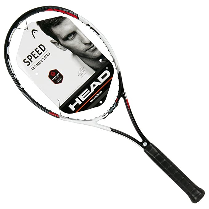 Amazon.com : HEAD Graphene Touch Speed MP (Midplus) Red/White/Black Tennis Racquet (4 1/8