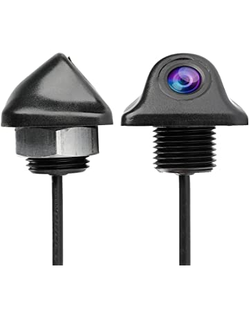 MiCarBa cámara de reserva de coche cámara de visión trasera de 140 °, asistencia de
