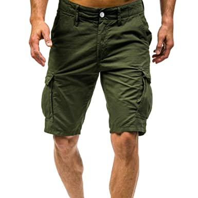 quality products boy largest selection of 2019 Perman Mens Cargo Shorts, Summer Relaxed Fit Multi Pockets ...