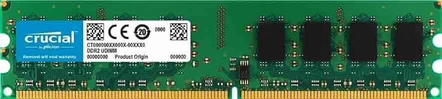 PC2-5300 88952BU RAM Memory Upgrade for The IBM ThinkPad T60 Series T61 2GB DDR2-667