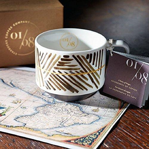 Starbucks Coffee Artisan Series Origins Mug, 12 Fl Oz (011038081)