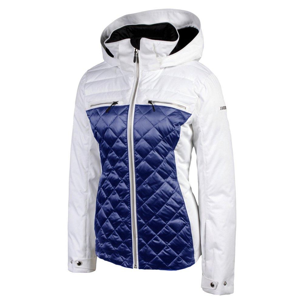 KARBON OUTERWEAR レディース B073SHYGCV 10|Arctic White/Blue Arctic White/Blue 10