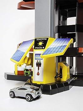 Parking Infantil Molto Parking 7 Plantas: Amazon.es: Juguetes y juegos