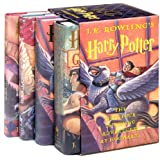 J. K. Rowling's Harry Potter: Harry Potter and the Sorcerer's Stone/Harry Potter and the Chamber of Secrets/Harry Potter and the Prisoner of Azkaban/Harry Potter and the Goblet of