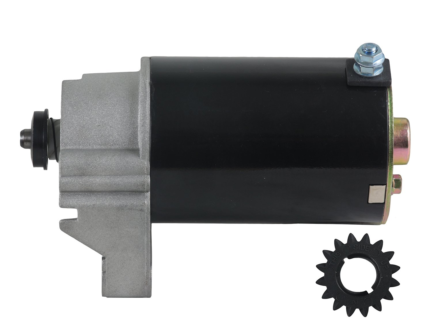 NEW 16 TOOTH STARTER FITS BRIGGS AND STRATTON ENGINE 422437-1150-01 422437-1150-02 by Rareelectrical